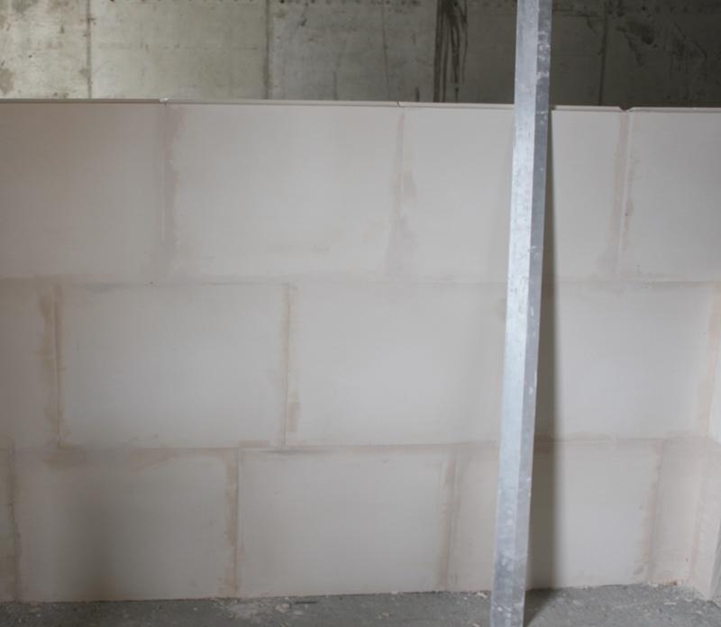 установка пазогребневых плит москва