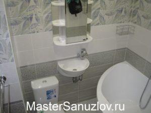 Причины выбора плитки для ванной и советы по облицовке